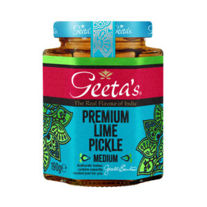 Pickles Premium Lima Geetas 190g