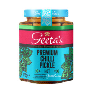 Geetas Premium Chilli Pickle 175g