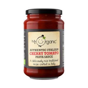 Molho de Tomate Cereja Biológico  Mr Organic 350g