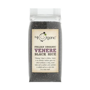 Mr Organic Organic Venere Black Rice 500g
