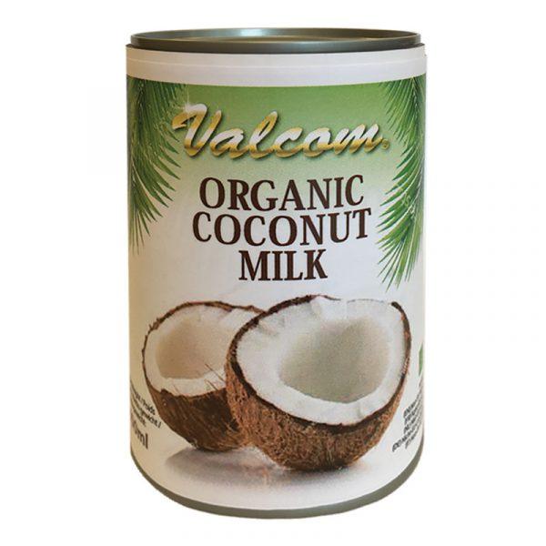 Valcom Coconut Milk Can 400ml