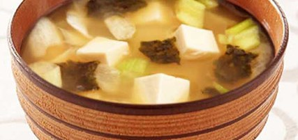 Sopa Miso instantânea