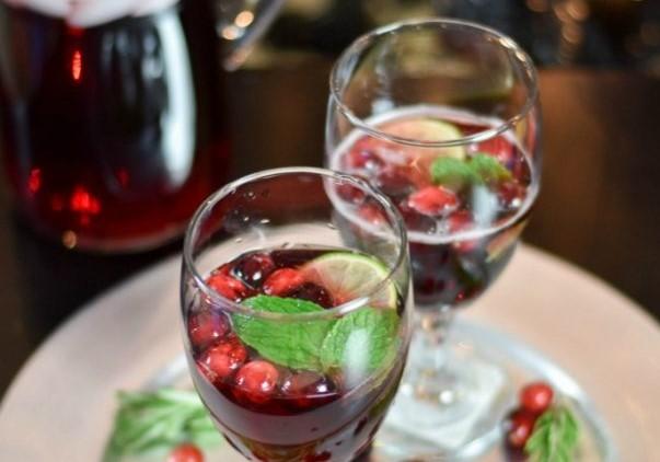 Mocktail de Natal