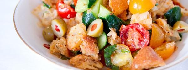 Salada de Panzanella
