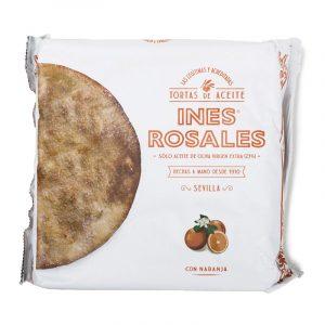 Tortas de Azeite com Laranja Ines Rosales 120g