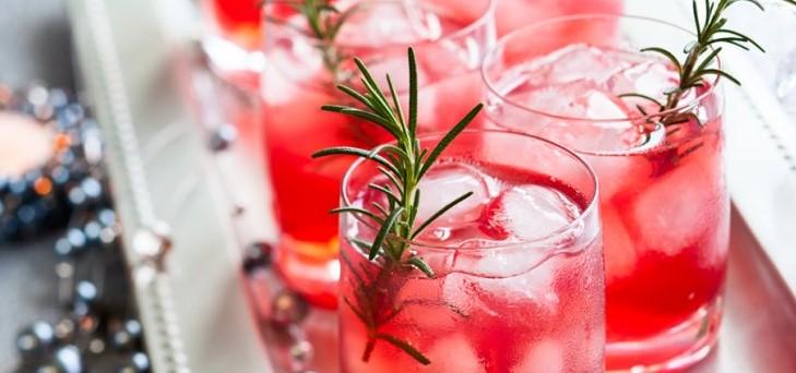 Mocktail Poinsettia