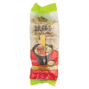 Noodles Hot Pot Algas Kelp Qiu Shi 300g