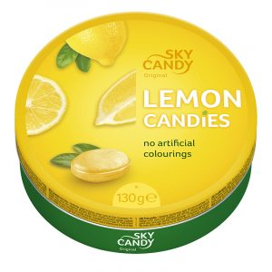 Sky Candy Lemon Candies 130g