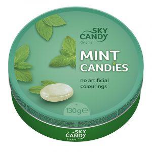 Sky Candy Mint Candies 130g