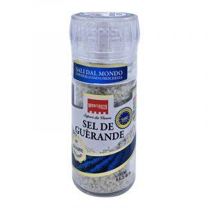 Moinho Básico de Sal Cinzento de Guérande Montosco 69g