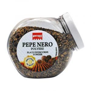 Frasco PET de Pimenta Preta Moída Montosco 75g