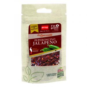 Saqueta de Pimento Jalapeno Montosco 18g