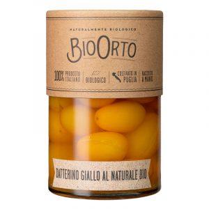 Tomate Cereja Datterini Amarelo Biológico BioOrto 360g