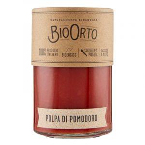 Polpa de Tomate Biológico BioOrto 350g