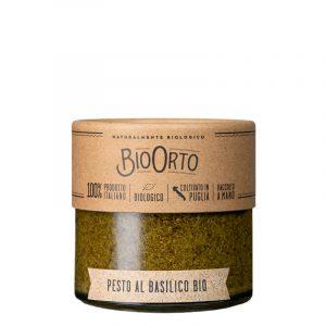 Pesto de Manjericão Biológico BioOrto 180g