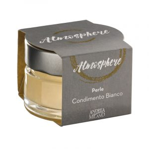 Andrea Milano Atmosphere White Balsamic Condiment Pearls 50g