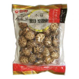 Cogumelos Shiitake Flor Secos Zhouyang 200g