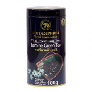 Chá Verde com Jasmim Blue Elephant 100g