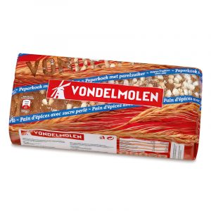 Pain d'épices com Pepitas de Açúcar  Vondelmolen 500g