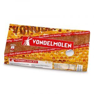 Pain d'épices com Mel Vondelmolen 500g