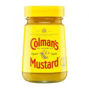 Mostarda Inglesa Colman's 100g
