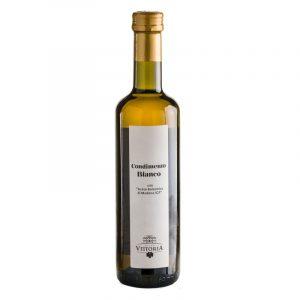 Andrea Milano White Balsamic Condiment Villa Vittoria 500ml