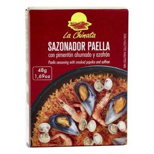 Tempero para Paella La Chinata 48g