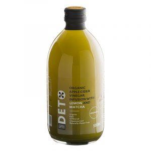 Andrea Milano Cider Vinegar with Lemon and Matcha Green Tea